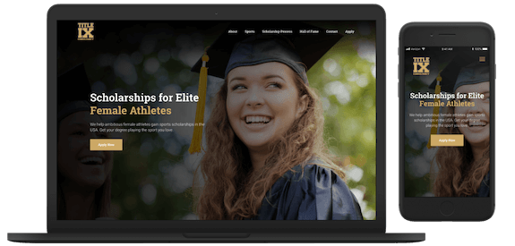 Title IX Consultancy Glasgow - Web Design